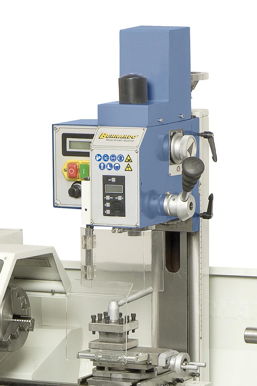 Fräsaufsatz FA 16 nachrüstbar. Technische Daten siehe Proficenter 550 WQV.