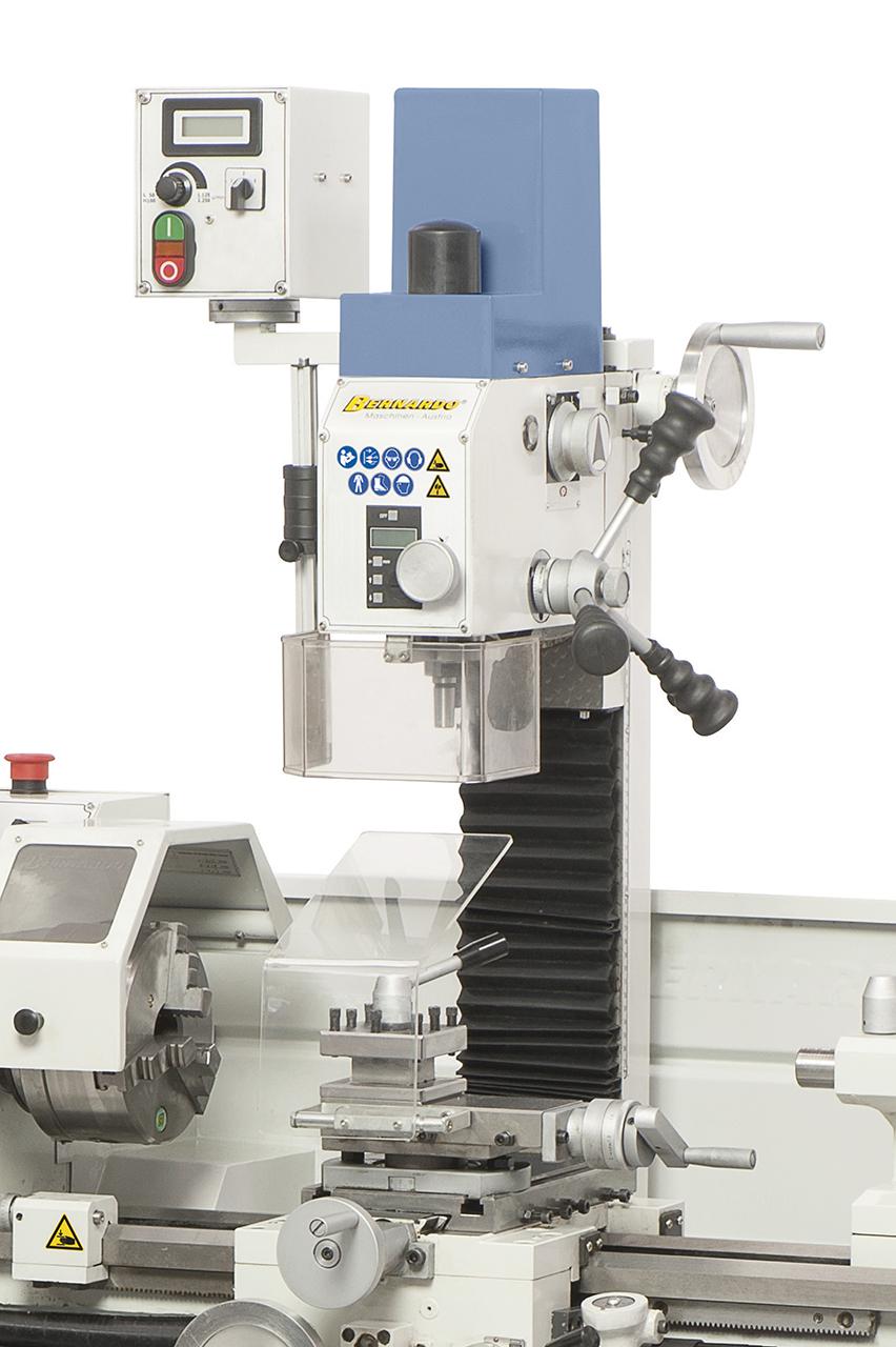 Fräsaufsatz FA 25 optional lieferbar. Technische Daten siehe Proficenter 700 BQV.