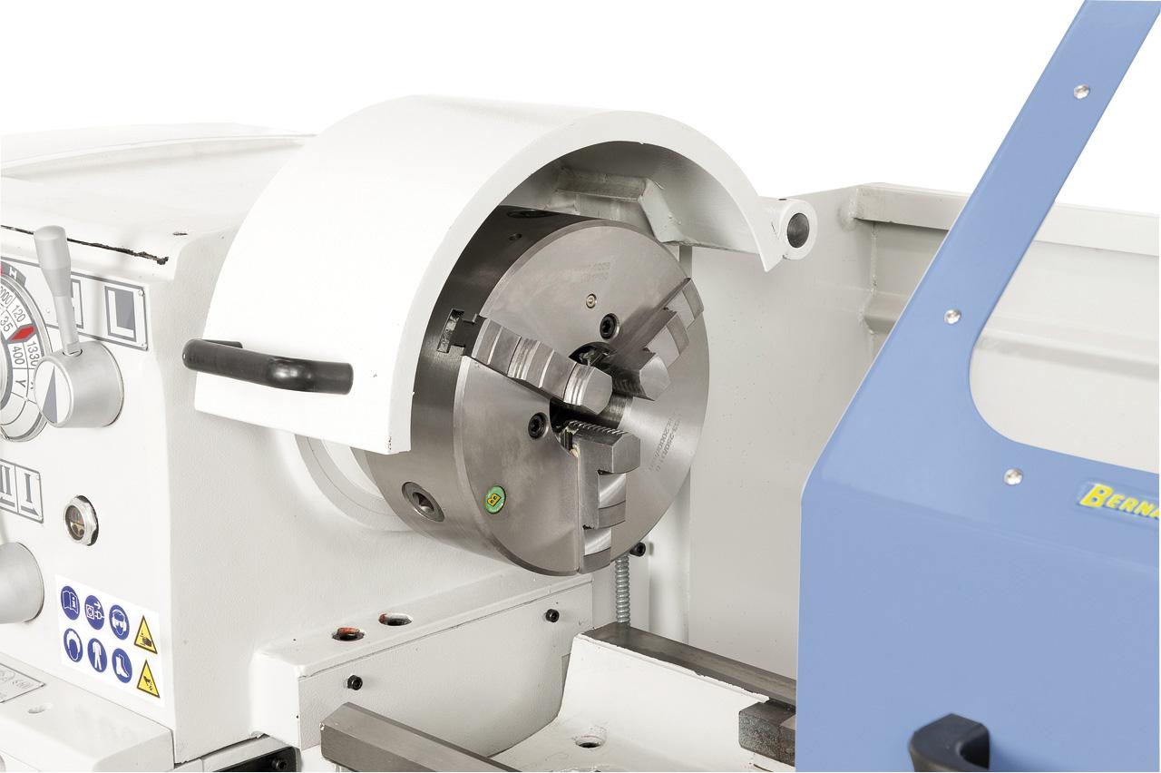 Vorteil des Bernardo-Backenfutters PS3-250 mm / D8: Monoblock-, Grund-, Umkehr- und Aufsatzbacken lieferbar.