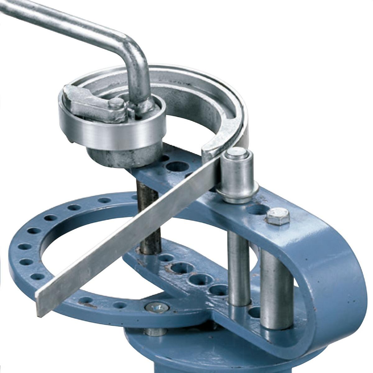 Inklusive Spiralbiegeelemente für kleine und große Radien