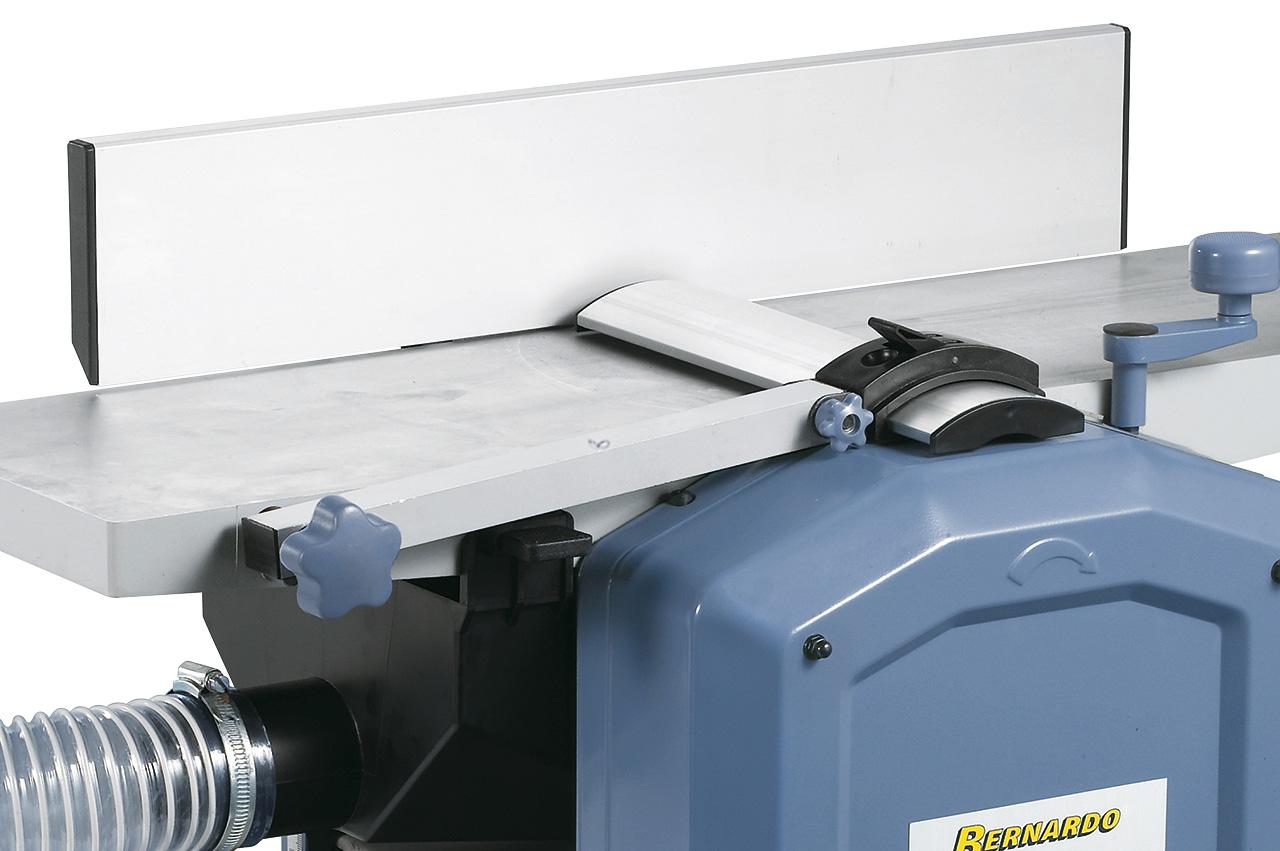 Hobelwellenschutz nach CE-Norm.