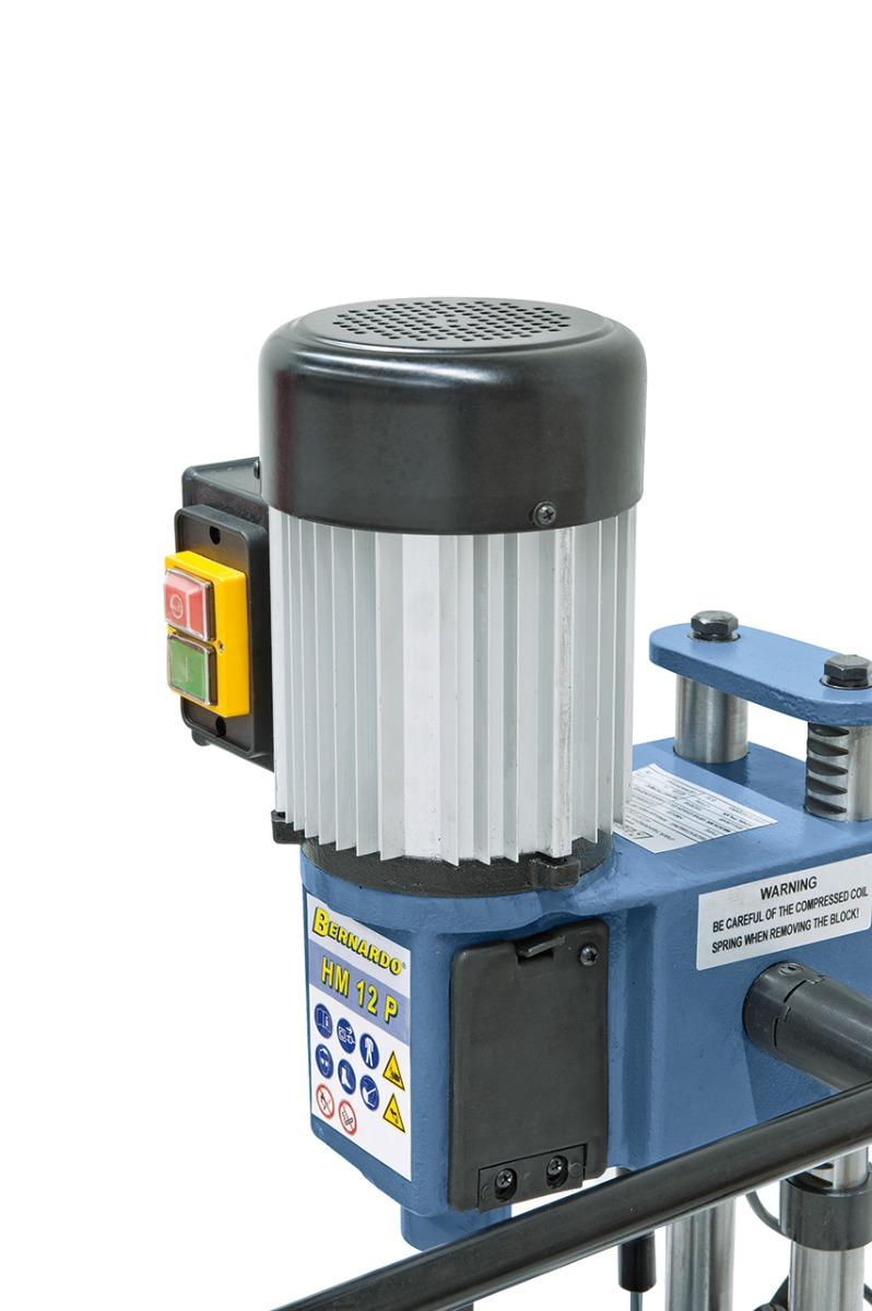 Leistungsstarker Aluminiummotor nach IP54