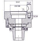 Spannzangenfutter 5C mit Aufnahme D1-5