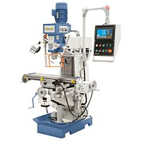 UWF 80 E incl. 3-axis digital readout and y-axis power feed