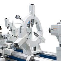Feststehende Lünette 260 - 900 mm für APOLLO 1250