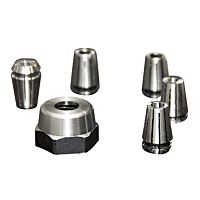 Mill chuck set 6-pcs.