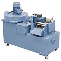 Kühlmitteleinrichtung mit Absaugung und Magnetseparator für BSG 50100 PLC / BSG 60120 PLC