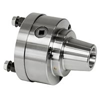 Collet fixture 5C with direct mount for Profi(-center) 550 + Profi 750 LZ