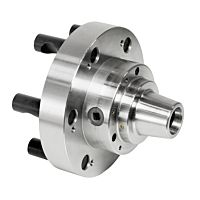 Collet fixture 5C with direct mount D1-8