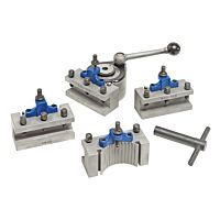 Schnellwechsel-Stahlhalter System Multifix Größe A