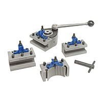 Schnellwechsel-Stahlhalter System Multifix Größe E