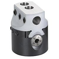 Plan- und Ausdrehkopf diam. 50 mm