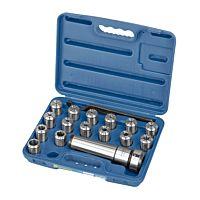 Fräser-Spannzangenfutter OZ-Set, MK 5, 3 - 25 mm