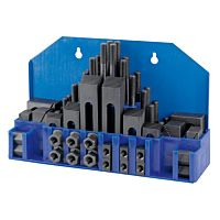 Deluxe clamping kit set 58-pcs., 18 mm, M 16