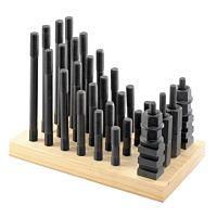 Stiftschrauben und T-Nut-Muttern Sortiment 16 mm, M 14