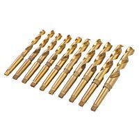 Kónuszfúró-kazetta tétel A, MK 2, 14,5 - 23 mm, 10-részes