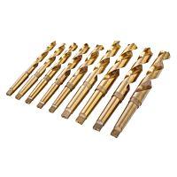 Csigafúró HSS morzekónusszal tétel B, MK2, 14,5-30mm, 9-részes