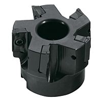 Hochleistungs-Plan- und Eckfräser - diam. 50 mm