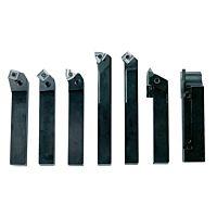 Drehmeißelsatz mit HM-Wendeplatten, 20 mm, Satz E
