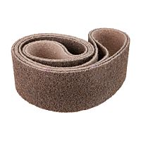 Surface conditioning belt 2000 x 75 mm, rough