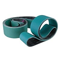Fabric sanding belt set 2000 x 100 mm