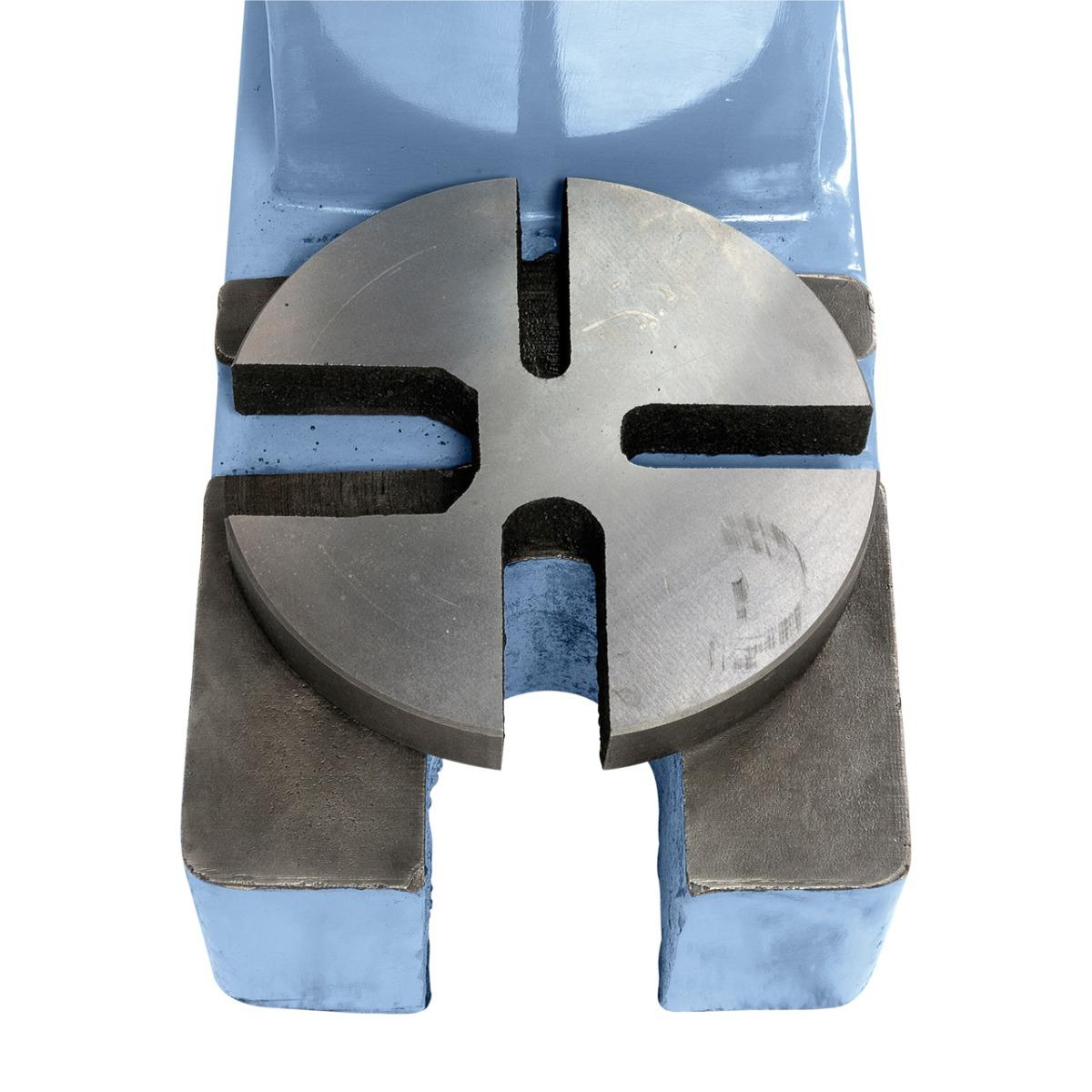 4-fach positionierbare Grundplatte